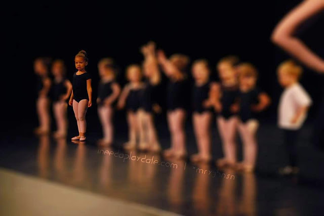 Beck Center for the Arts Pre Ballet Dance Class @mryjhnsn