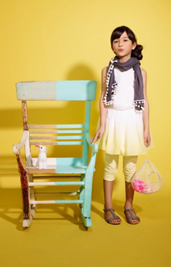 Souris Mini moda niña primavera verano 2014