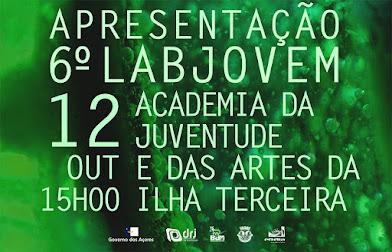 Apresentação 6º LABJOVEM - Concurso de Jovens Artistas dos Açores