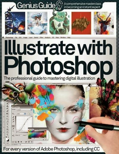 Illustrate with Photoshop Genius Guide Vol. 1 Revised Edition