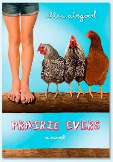 "Kid's Book Group Reads ""Prairie Evers"" for June 17th"