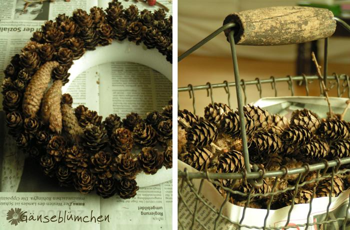 g nsebl mchen vorweihnachtliche diy reihe ist er ffnet. Black Bedroom Furniture Sets. Home Design Ideas