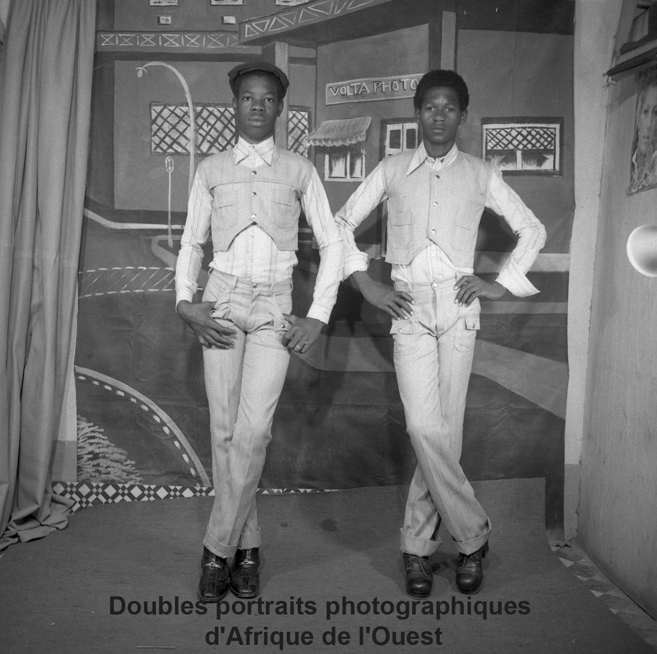 Doubles portraits d'Afrique - Africa Double Portraits