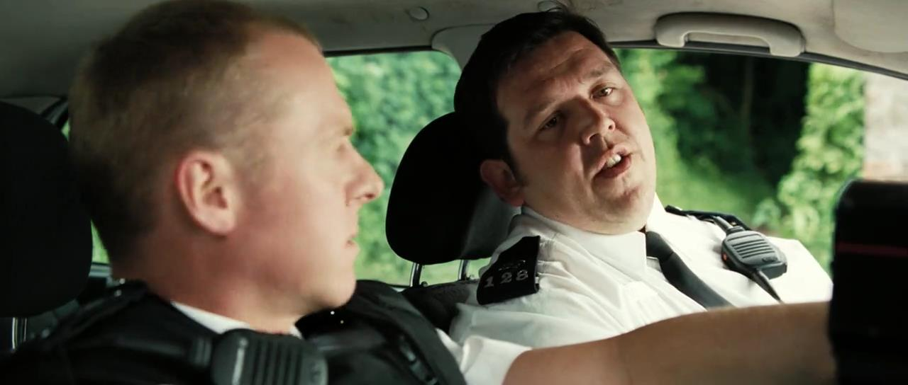 Hot Fuzz (2007) | Misce Thoughts