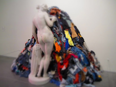 Michelangelo Pistoletto - Venus of the Rags