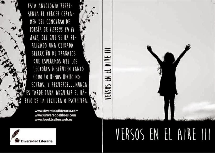 """Seleccionada III Concurso de poesía """"Versos en el aire"""""""