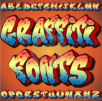 graffiti font download