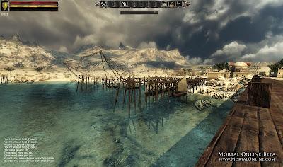 Mortal Online бесплатная