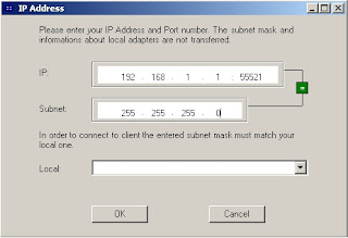 how to find network address from subnet mask