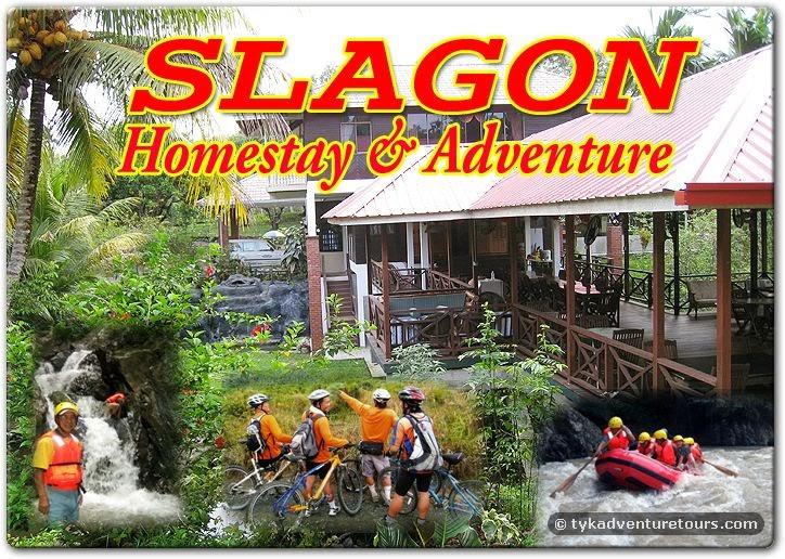 Slagon Homestay KinabaluNationalPark Malaysia