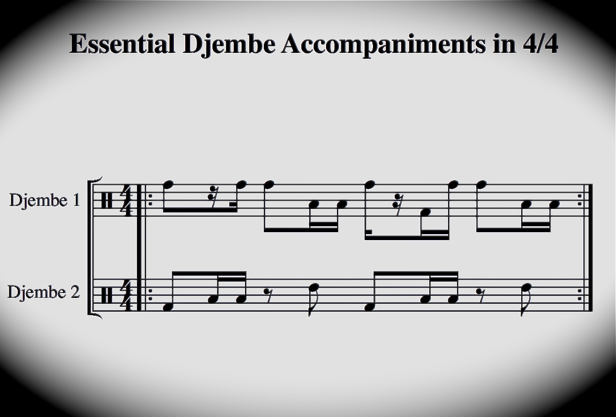 Beginning Djembe Lessons: Essential Djembe Rhythms | Budhi Drums