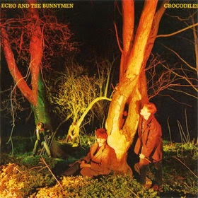 ECHO AND THE BUNNYMEN - Crocodiles (1980)