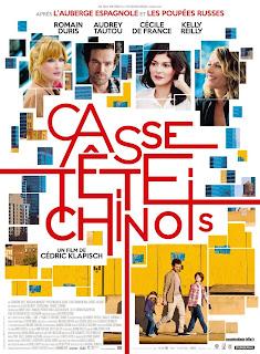 Ver: Nueva vida en Nueva York (Casse-tête chinois) 2013