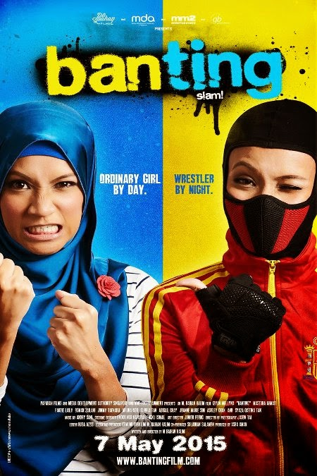 7 MEI 2015 - BANTING (SINGAPORE FILMS)