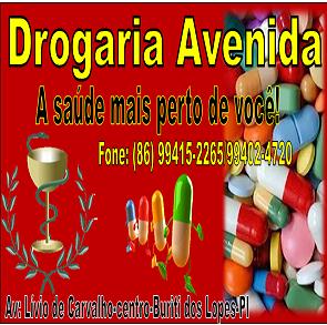 DROGARIA AVENIDA