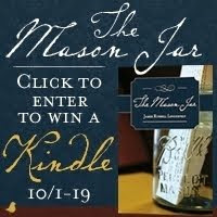 The Mason Jar Kindle Giveaway!