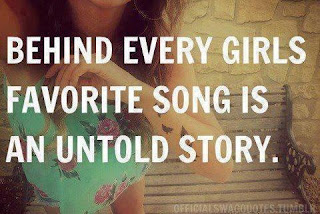 girl song quote