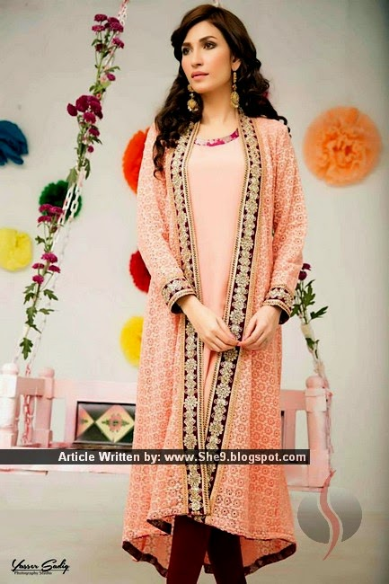 Zainab Hasan Spring Summer Collection 2015