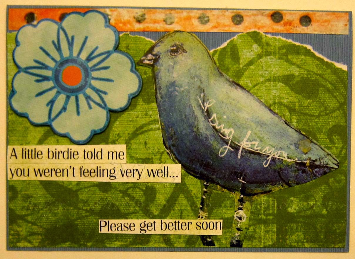 A Little Birdie (2)