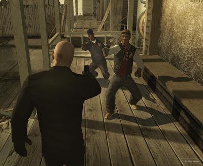 Hitman Blood Money review