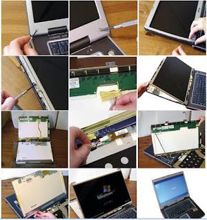 Sửa màn hình laptop, máy tính tại Hà Nội