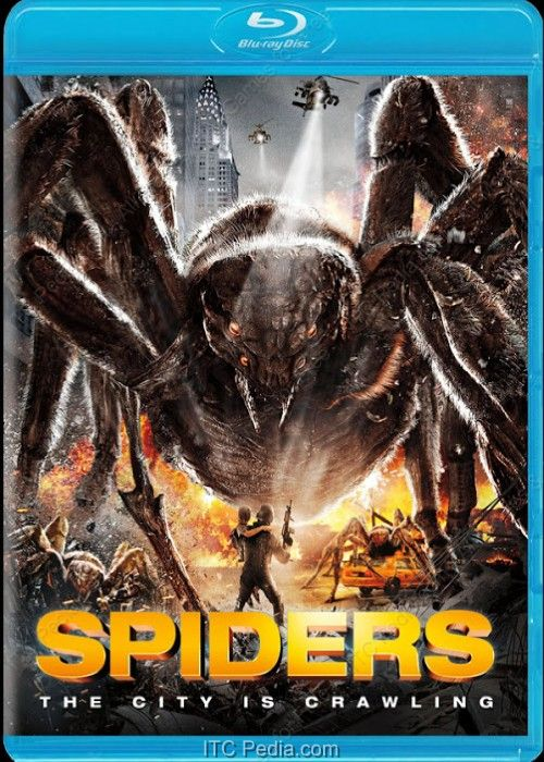 Spiders 2013 720p BluRay x264-VETO