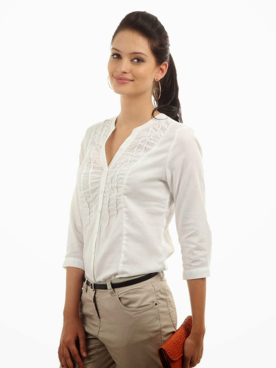 Beautiful new casual shirts for girls fashion trends for New shirt style for girl