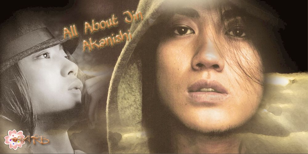 All About Jin Akanishi