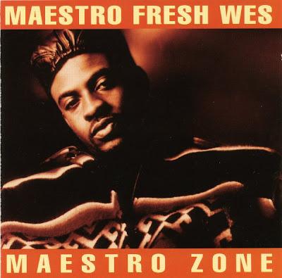 Maestro Fresh Wes – Maestro Zone EP (1992) (VBR)