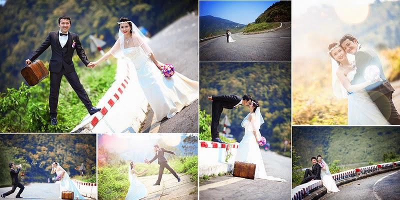 Những địa điểm chụp ảnh cưới đẹp nhất ở Đà Nẵng
