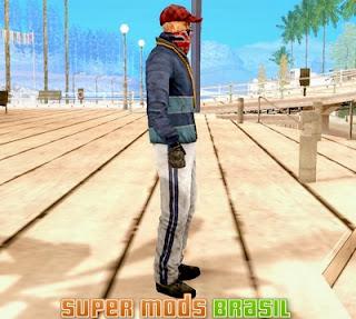 [Mod GTA SA] Skin Chav - Killing Floor 3