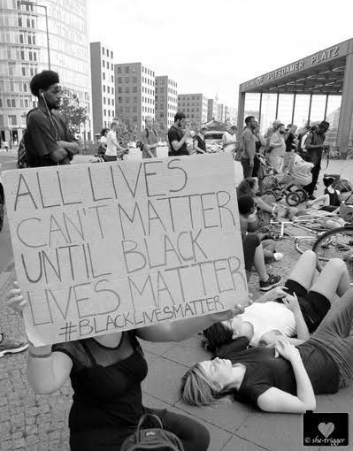 # black lives matter