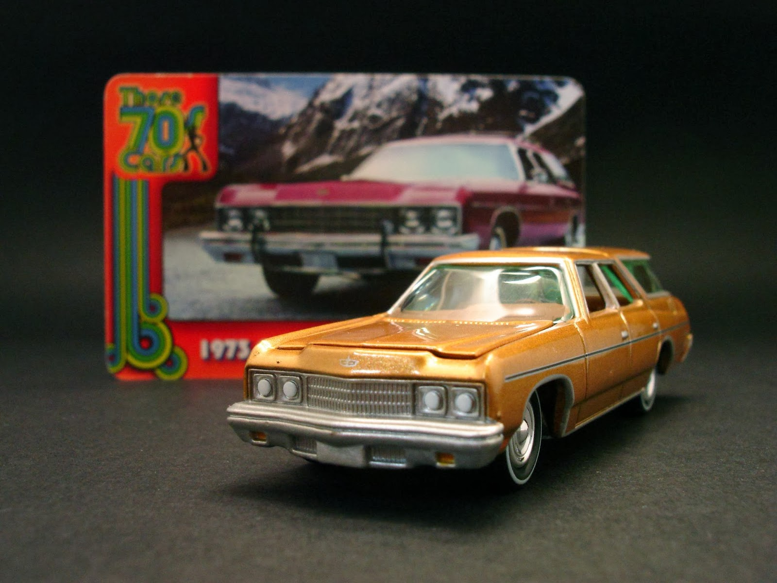 Diecast hobbist 1973 chevrolet caprice station wagon 164 scale diecast from johnny lightning those 70s cars release 1 publicscrutiny Choice Image