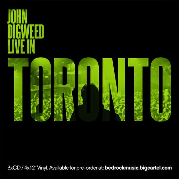 JOHN DIGWED  LIVE IN TORONTO