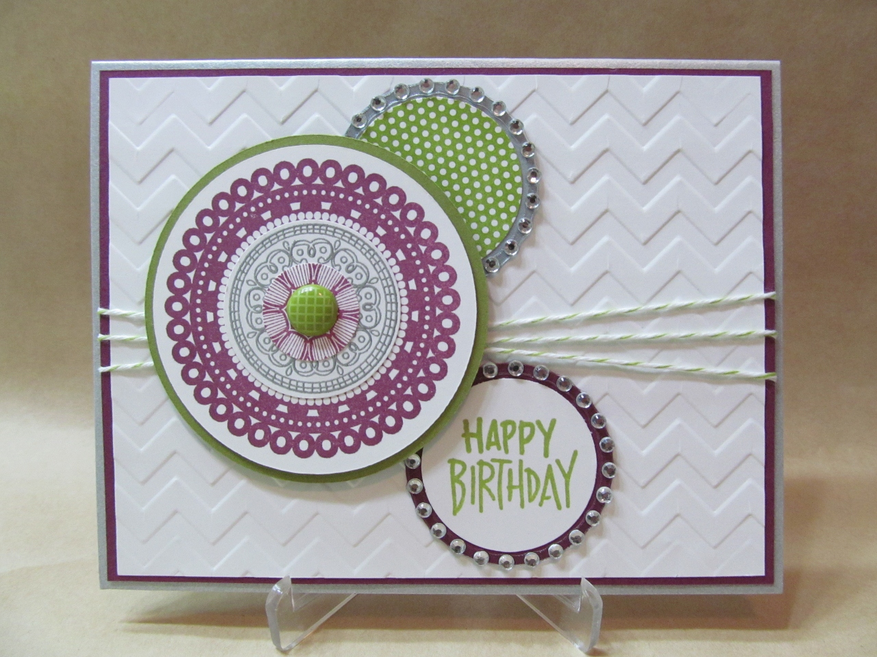 paper embossing stamp