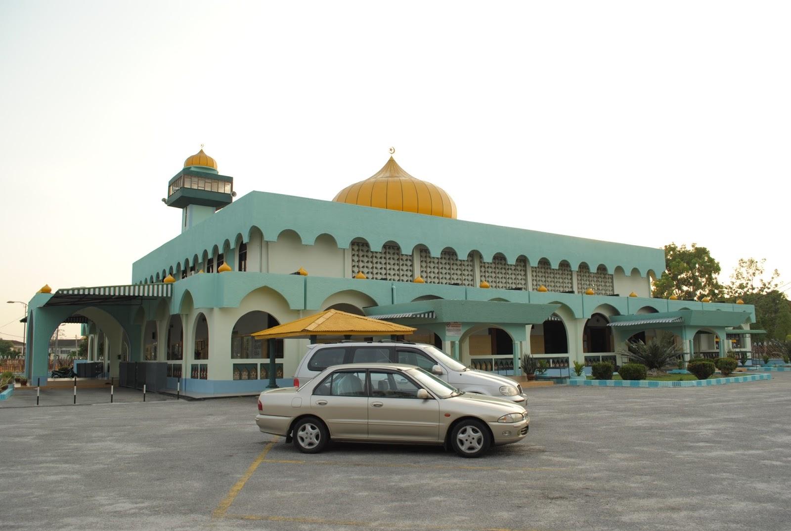 Masjid Jamek Sultan Hishamuddin, Sabak Bernam February 2011