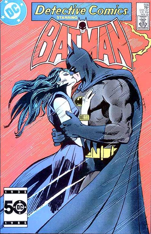 Gene Colan - Batman - Nocturna