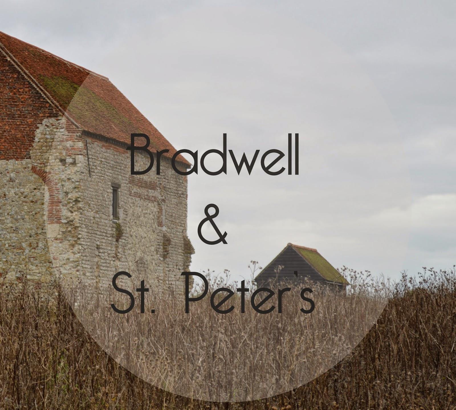 Bradwell, Essex, walk, photo, photograph, St Peter's Chapel, oldest Christian church, UK, visit, landscape, bleak, grey, fields, wind turbines