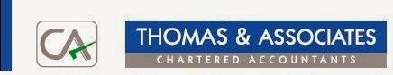 THOMAS & ASSOCIATES, Chartered Accountants