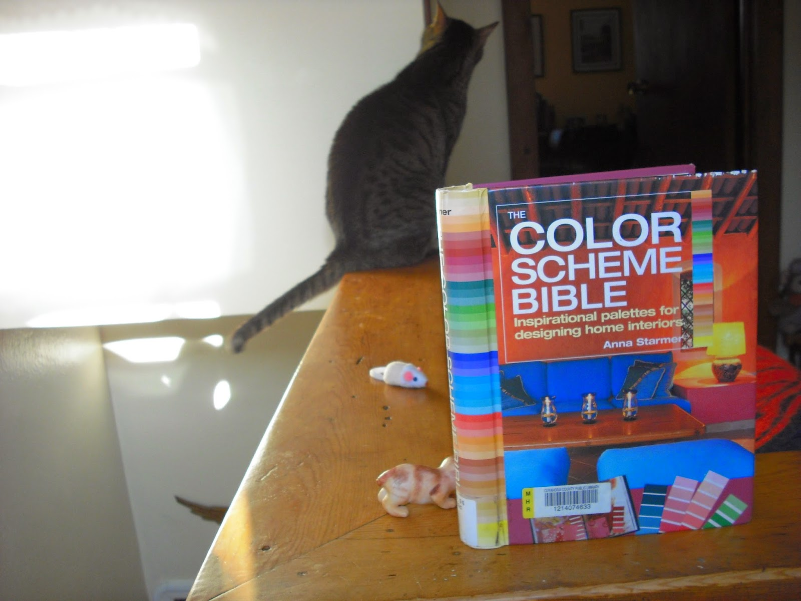 Book color scheme -  The Color Scheme Bible By Anna Starmer