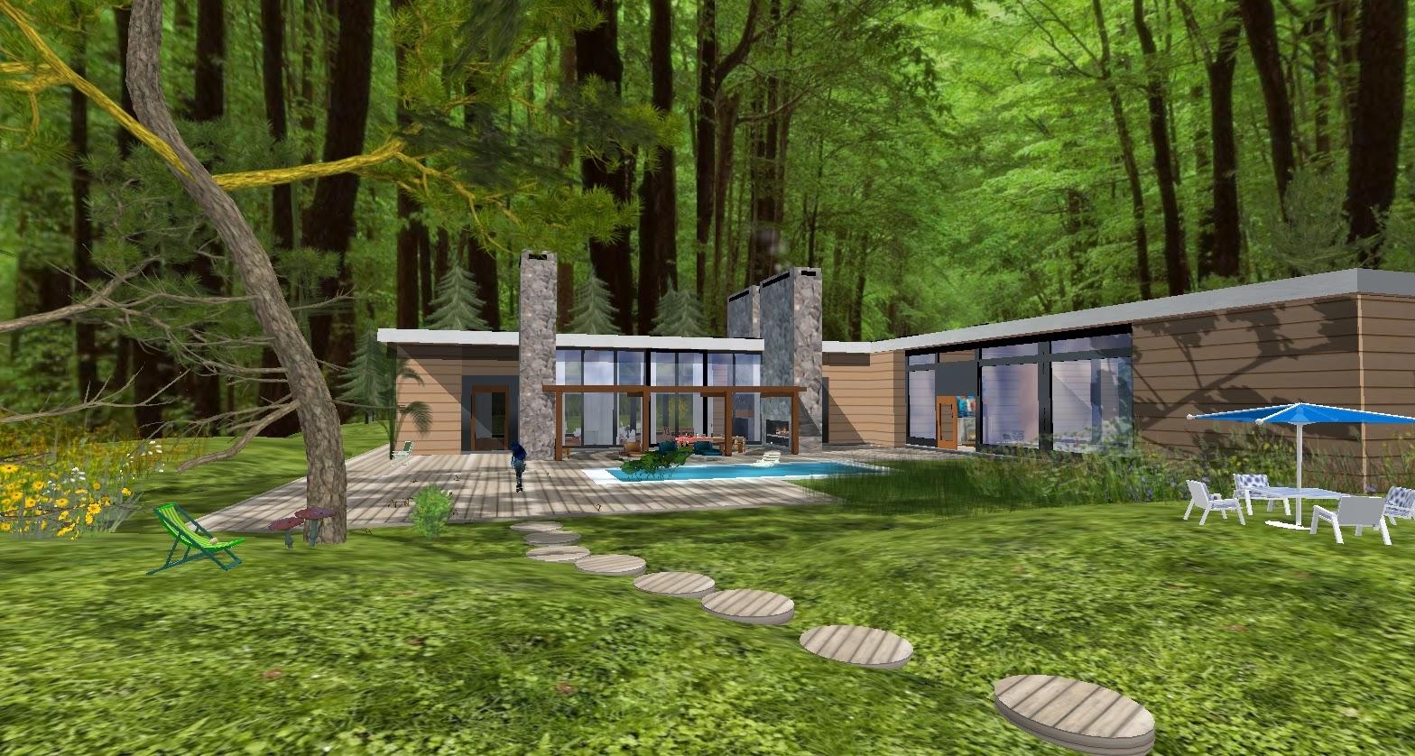 Realidad virtual beyro los colores del bosque - Casas el bosque ...