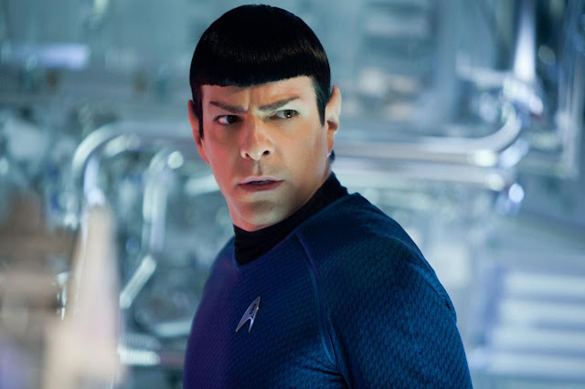 Star Trek Into Darkness - Spock- 003 | A Constantly Racing Mind