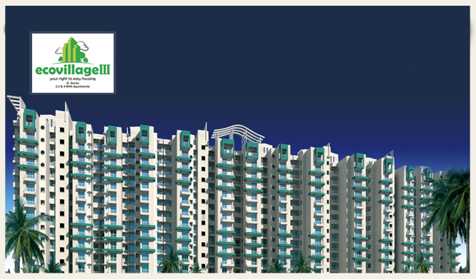 Supertech Eco Village 3 Greater Noida West