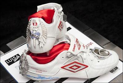 Sepatu Bola Termahal di Dunia