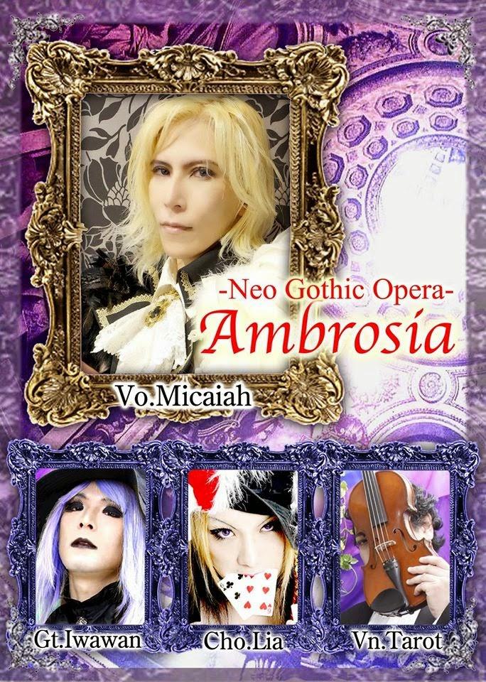 ۞† Ambrosía -Neo Gothic Opera - †۞