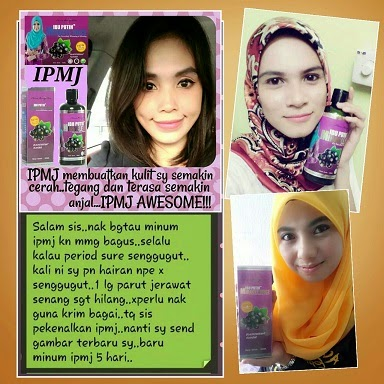 IBU PUTIH MIRACLE JUICE SYIMA BEAUTY CARE