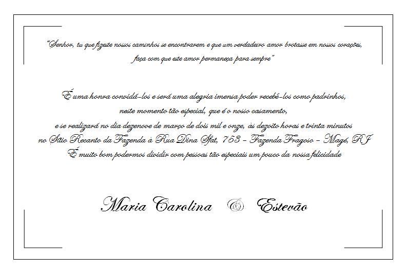 Sposata Meu Casamento Parte 3 Os Convites Atualizado