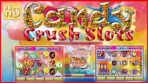 crush slot machine vegas