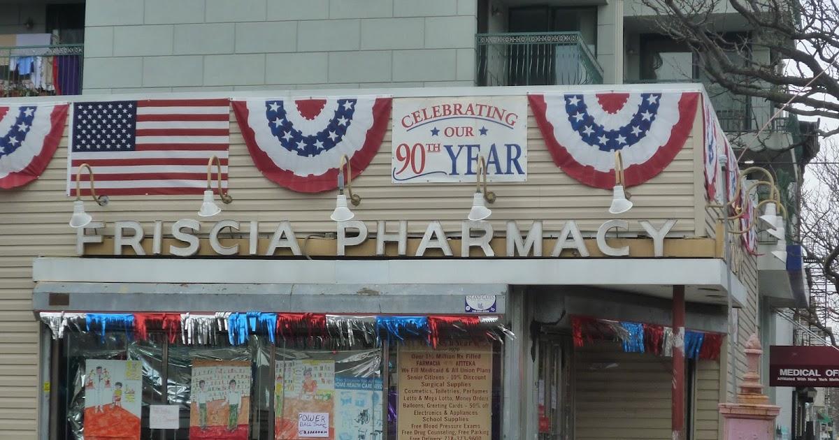 Coney Island Pharmacy Mermaid