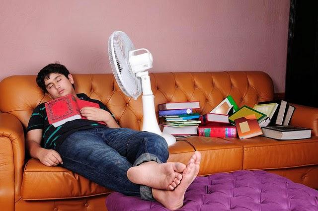 tips mengatasi kantuk dan malas